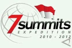 7 summit expedition 2010 - 2012